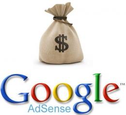Сервис контекстной рекламы google.com/adsense