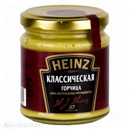 Горчица Heinz Классическая