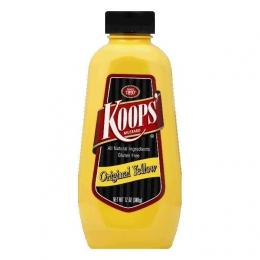 Горчица Mustard Original Yellow Koops'