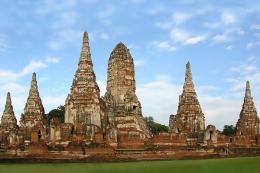 Город Аюттхая (Таиланд)