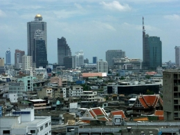Город Бангкок (Таиланд)