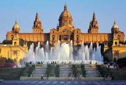 Город Барселона (Испания)