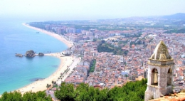 Город Бланес (Испания)