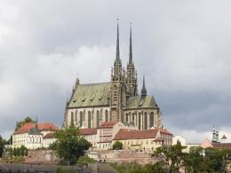 Город Брно (Чехия)