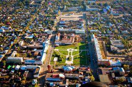 Город Бузулук (Россия)