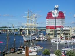 Город Гетеборг (Швеция)