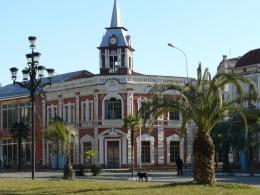 Город Гудаута (Абхазия)