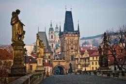Город Прага (Чехия)