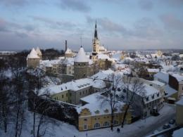 Город Таллинн (Эстония)