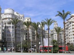 Город Валенсия (Испания)