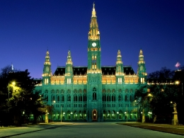 Город Вена (Австрия)