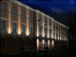 Городская Ивано-Матренинская детская клиническая больница (Иркутск, ул. Советская, д. 57)