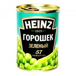 Горошек зеленый консервированный Heinz