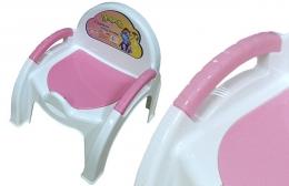 Горшок-стульчик Пластишка арт.4313267