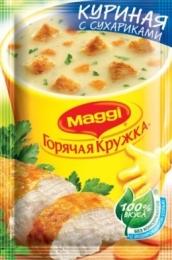 Суп горячая кружка Maggi куриная с сухариками