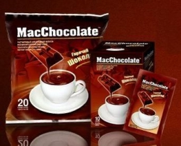 "Горячий шоколад ""MacChocolate"""