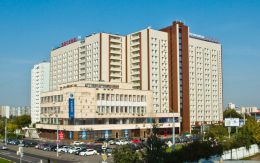 Гостиница Восход (Россия, Москва)