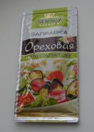 Готовая заправка для салатов Sen Soy Premium «Ореховая»