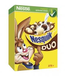 Готовый шоколадный завтрак Nesquik DUO