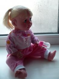 Говорящая кукла Baby Set FTY-131090