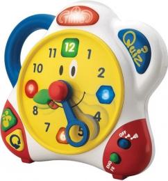 Говорящие обучающие часы (русский, английский) Hap-p-kid
