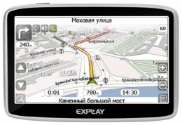 GPS  навигатор Explay PN-930
