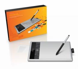 Графический планшет Wacom Bamboo Fun Pen&Touch Medium CTH-670S
