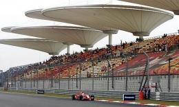 Гран При Формулы 1 в Шанхае (Китай)