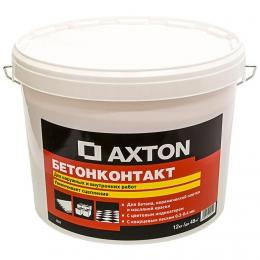 Грунтовка бетоноконтакт Axton