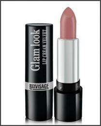 Губная помада Lux Visage Glam Look lip Cream Velvet