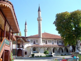 Ханский дворец (Крым, Бахчисарай)