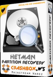Программа Hetman Partition Recovery для Windows