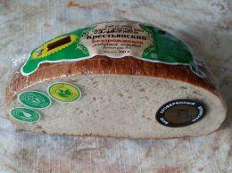 """Хлеб Крестьянский бездрожжевой заварной подовый  """"Рижский хлеб"""""""