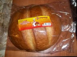 """Хлеб пшеничный из муки первого сорта """"Подовый"""" Воронежская хлебная компания"""