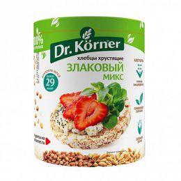 Хлебцы хрустящие Dr. Korner Злаковый микс