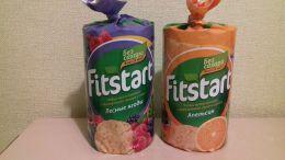 Хлебцы мультизлаковые с пророщенными зернами и соком Fitstart