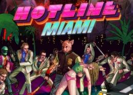 """Компьютерная игра """"Hotline Miami"""""""