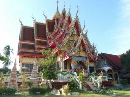 Храм Плай Лем на острове Самуи (Таиланд)