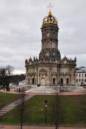 Храм Знамения Богородицы (Московская область, Подольский район, поселок Дубровицы)