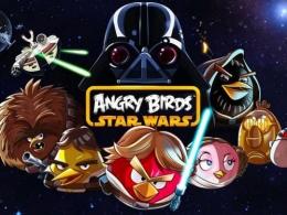 Игра Angry Birds HD Star Wars для iPad