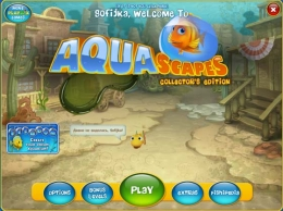 "Игра ""Aquascapes Collectors Edition"""