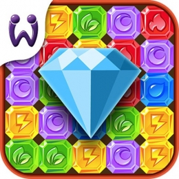 Игра Diamond Dash для iPhone