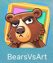 """Игра """"Bears vs. Art"""" для iPad"""
