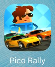 "Игра ""Pico Rally"" для iPad"