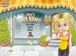 "Игра для ПК ""Pet Store Panic"""