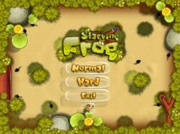 """Игра для ПК """"Starving Frog"""""""