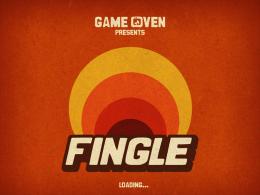 Игра Fingle для iPad