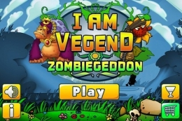 "Игра ""I am Vegend Zombiegeddon"""