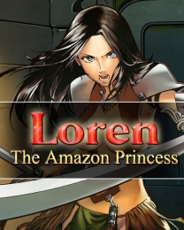 Игра Loren The Amazon Princess