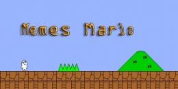 """Игра """"Memes Mario"""""""